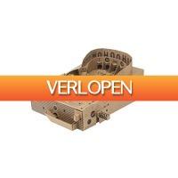 HEMA.nl: Kartonnen flipperkast