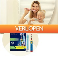 Voordeeldrogisterij.nl: Oral-B elektrische tandenborstels Family Edition