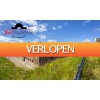 SocialDeal.nl: Entree voor Fort Kijkduin