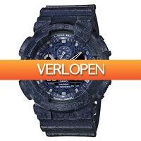 Watch2Day.nl 2: Casio G-Shock Cracked Concrete Chronograph GA-100CG-2AER