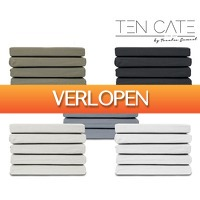 Groupdeal 2: 2-pack Ten Cate hoeslakens
