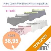 Puma Mini Shorts verrassingspakket