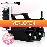 voorHAAR.nl: ZeBag wijnfleshouder