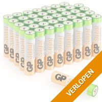GP Alkaline Super 1,5V 40x AAA