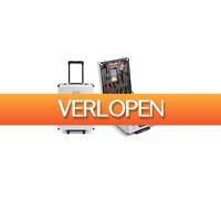 ActieVandeDag.nl 2: 300-delige gereedschapskoffer