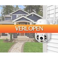 Telegraaf Aanbiedingen: Op afstand bestuurbare IP-camera