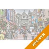 Kleurrijk en cultureel Dublin