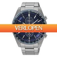 Watch2Day.nl 2: Seiko Solar Chronograph herenhorloge