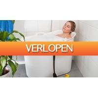 ActieVandeDag.nl 2: Zitbad, voor als je geen bad hebt