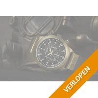 Veiling: Herenhorloge van Alpha Sierra (model: Defcon - LGM62AL)