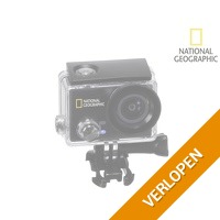 National Geographic Explorer 4S action camera 4K