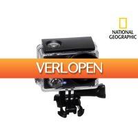 iBOOD Electronics: National Geographic Explorer 4S action camera 4K