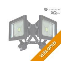 2 x Smartwares / XQ Lite LED schijnwerper