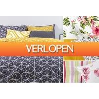 VoucherVandaag.nl: Nightlife reversible dekbedovertrek