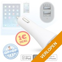 12V auto USB-stekker