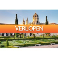 Hoteldeal.nl 2: 8-daagse fly and drive door zonnig Portugal