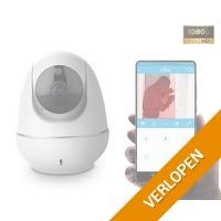360 Motion Tracking IP-camera