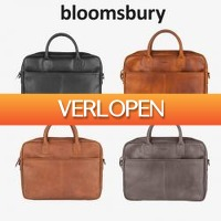 One Day Only: Bloomsbury laptoptas