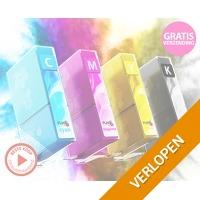 Cartridges voor printers