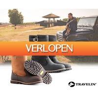Telegraaf Aanbiedingen: Travelin' Hamar outdoor laarzen