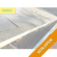 Kinzo dakgoot egel (4 meter)