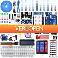 Dennisdeal.com: Super starter kit voor Arduino UNO, MEGA 2560