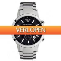 Watch2Day.nl 2: Emporio Armani Chronographs herenhorloge