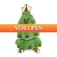 Xenos.nl: Knuffel kerstboom met muziek
