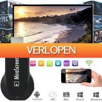 Dennisdeal.com: Mirascreen HDMI TV dongle