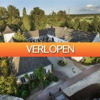 D-deals.nl: Geniet 3 dagen in het Limburgse 4*-Kasteelhotel