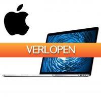 One Day Only: MacBook Pro 15 inch Retina (refurbished)
