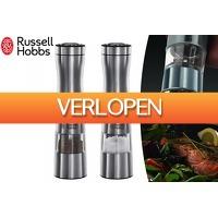 VoucherVandaag.nl: Russell Hobbs elektrisch peper- en zoutstel