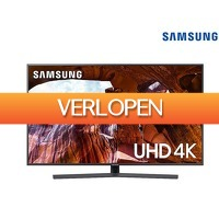 iBOOD.com: Samsung UHD 4 K Smart TV UE43RU7400