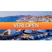 Hoteldeal.nl 2: 6, 8, 15 dagen 4*-hotel op Mykonos