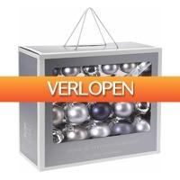 Stuntwinkel.nl: Glazen kerstballen set