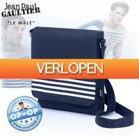 voorHEM.nl: Jean Paul Gaultier Le Male messenger bag