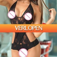 Uitbieden.nl 2: Pikante Teddy Body spannende lingerie