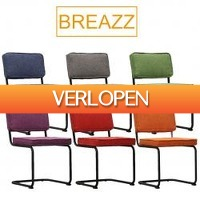 One Day Only: Breazz ribstoel Industrial