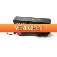 Voordeeldrogisterij.nl: One Step Fohnborstel Droger & Volumizer - 3 in 1
