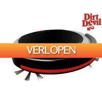 iBOOD.com: Dirt Devil robotstofzuiger M613 Tracker