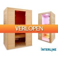 Voordeelvanger.nl: Interline infrarood sauna