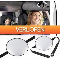 Uitbieden.nl 2: Baby en kinderen achterbank autospiegel