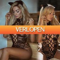 Uitbieden.nl: Lingerie kanten jurk G-string