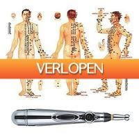 Uitbieden.nl: Acupunctuur elektrische massage pen