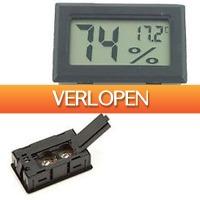 Uitbieden.nl 2: Thermometer en hygrometer in 1