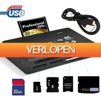 Uitbieden.nl 2: All in One Card Reader