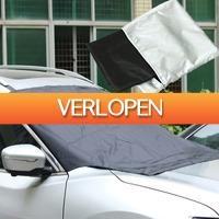 Uitbieden.nl: Magnetische voorruit cover