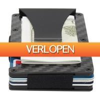 Uitbieden.nl 2: Premium kaarthouder met geldclip