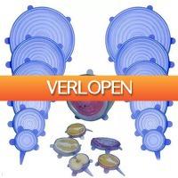 ClickToBuy.nl: 6-delige siliconen vershoud set