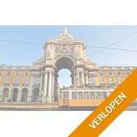 Centrale ligging in Lissabon